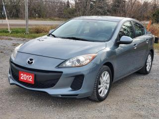 Used 2012 Mazda MAZDA3 LOW KMS 115,320Kms CERTIFIED for sale in Stouffville, ON