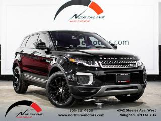 Used 2017 Land Rover Range Rover Evoque SE/Navigation/Pano Roof/Camera for sale in Vaughan, ON