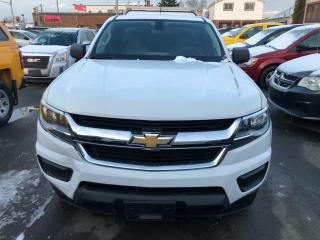 Used 2016 Chevrolet Colorado 2WD WT for sale in Hamilton, ON