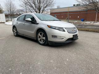Used 2015 Chevrolet Volt LEATHER INT. / WITH R.CAMERA for sale in North York, ON