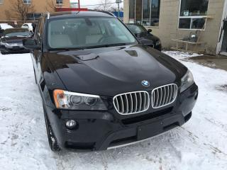 Used 2012 BMW X3 28i for sale in Waterloo, ON