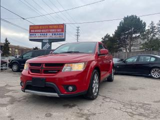 Used 2013 Dodge Journey R/T Rallye for sale in Toronto, ON