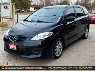 Used 2010 Mazda MAZDA5 GS|NO ACCIDENT|SINGLE OWNER|WARRANTY|CERTIFIED for sale in Oakville, ON