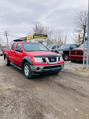 Used 2009 Nissan Frontier AFFORDABLE IMPORT 4X4 CREWCAB LWB for sale in Toronto, ON