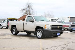 Used 2009 Chevrolet Silverado 1500 8FT for sale in Brampton, ON