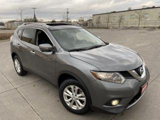 Used 2015 Nissan Rogue SV, 7 Pass, 360° Camera, AWD,Warranty Availabl for sale in Toronto, ON