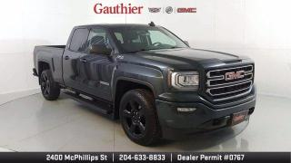 Used 2018 GMC Sierra 1500 SLE Double Cab 4x4 Elevation, Only 36,000 Kms., On for sale in Winnipeg, MB