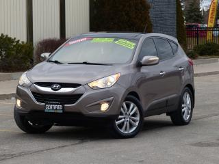 Used 2012 Hyundai Tucson AWD,LIMITED,NAVIGATION,BACKUP CAMERA,LEATHER, for sale in Mississauga, ON