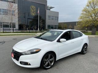 Used 2014 Dodge Dart GT, Navi, Leather, Roof, Auto,3/Y Warranty Avail for sale in Toronto, ON