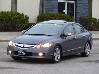 Used 2011 Acura CSX LEATHER,TECH PACKAGE,NAVIGATION,LOADED,CERTIFIED for sale in Mississauga, ON