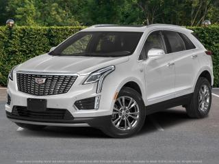 New 2021 Cadillac XT5 AWD Premium Luxury for sale in Winnipeg, MB