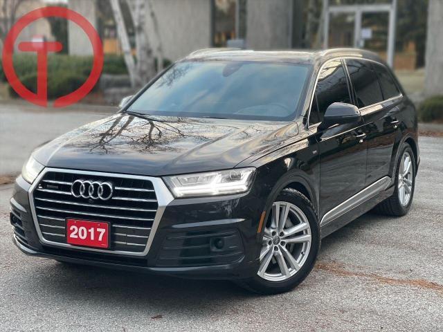 2017 Audi Q7 TECHNIK | S-LINE