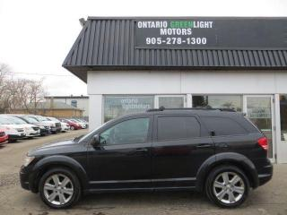 Used 2009 Dodge Journey SXT, 7 PASSENGERS for sale in Mississauga, ON