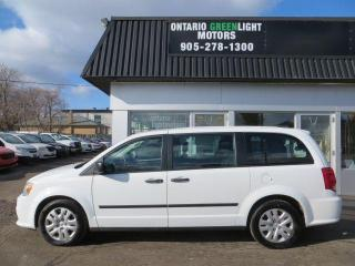 Used 2016 Dodge Grand Caravan 7 PASSENGERS GRAND CARAVAN BLUETOOTH for sale in Mississauga, ON