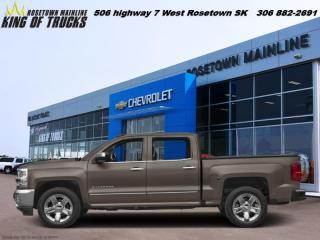 Used 2017 Chevrolet Silverado 1500 LTZ for sale in Rosetown, SK