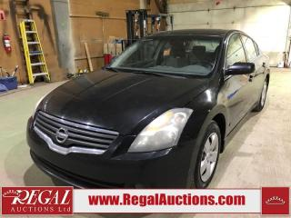 Used 2007 Nissan Altima 2.5 4D SEDAN FWD for sale in Calgary, AB