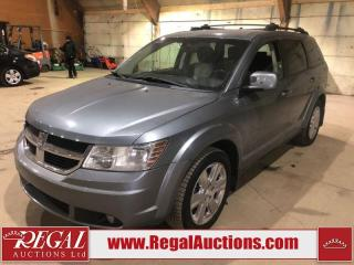 Used 2009 Dodge Journey SXT 4D Utility 4WD for sale in Calgary, AB