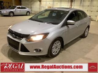 Used 2012 Ford Focus Titanium 4D Sedan for sale in Calgary, AB