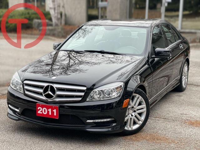2011 Mercedes-Benz C-Class //AMG | AWD | C250 | V6