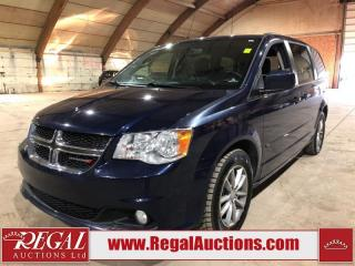 Used 2015 Dodge Grand Caravan 4D Wagon FWD for sale in Calgary, AB