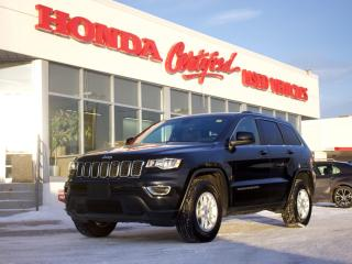 Used 2020 Jeep Grand Cherokee Laredo 4X4 |APPLE CARPLAY for sale in Winnipeg, MB