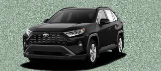 New 2021 Toyota RAV4 RAV4 XLE FWD for sale in Pickering, ON