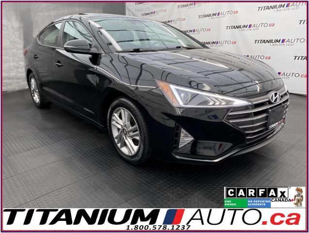 2020 Hyundai Elantra Preferred w/Sun & Safety PKG+Camera+Heated Seats