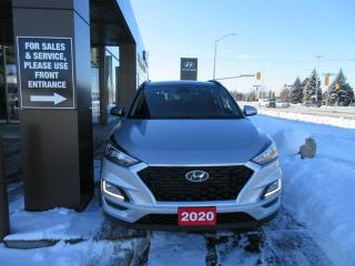 Used 2020 Hyundai Tucson Preferred  Sun & Leather for sale in Nepean, ON
