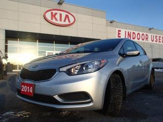 Used 2014 Kia Forte FORTE LX for sale in Nepean, ON