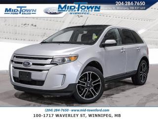Used 2014 Ford Edge AWD for sale in Winnipeg, MB