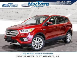 Used 2018 Ford Escape Titanium AWD for sale in Winnipeg, MB