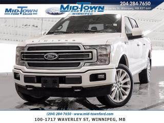 Used 2018 Ford F-150 for sale in Winnipeg, MB