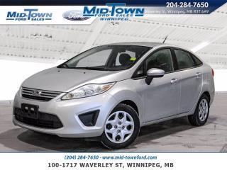 Used 2013 Ford Fiesta SE for sale in Winnipeg, MB