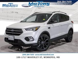 Used 2019 Ford Escape Titanium AWD for sale in Winnipeg, MB