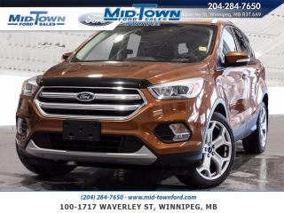 Used 2017 Ford Escape AWD for sale in Winnipeg, MB