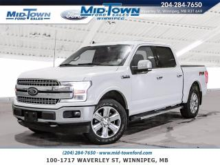 Used 2019 Ford F-150 ECOBOOST for sale in Winnipeg, MB