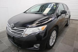 Used 2010 Toyota Venza for sale in Winnipeg, MB