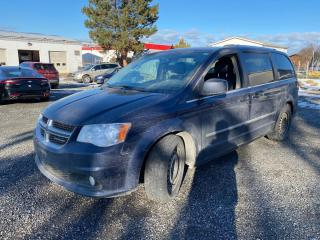 Used 2012 Dodge Grand Caravan Crew Plus for sale in Winnipeg, MB