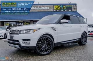 Used 2017 Land Rover Range Rover SPORT HSE for sale in Guelph, ON