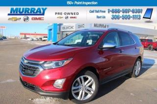 Used 2018 Chevrolet Equinox Premier for sale in Moose Jaw, SK