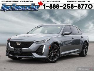 Used 2020 Cadillac CTS SPORT | AWD | PANO | NAV | BOSE | BLACKOUT!!! for sale in Milton, ON