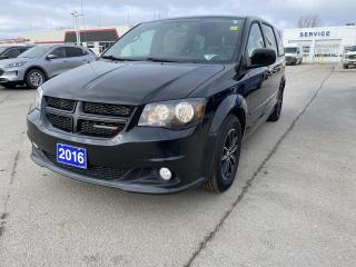 Used 2016 Dodge Grand Caravan 4dr Wgn R-T for sale in Kingston, ON