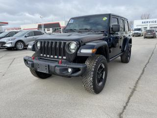 Used 2019 Jeep Wrangler Unlimited Rubicon 4x4 for sale in Kingston, ON