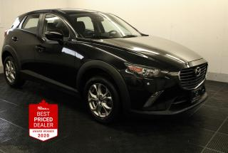 Used 2017 Mazda CX-3 GS *NAVIGATION - REAR CAMERA - HEATED SEATS* for sale in Winnipeg, MB