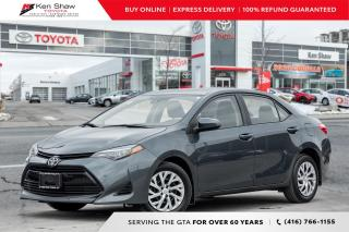 Used 2019 Toyota Corolla for sale in Toronto, ON