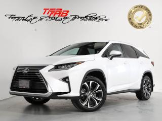 Used 2018 Lexus RX 350 L RX350L I SUNROOF I NAVI I CAMERA I VENT. SEATS for sale in Vaughan, ON