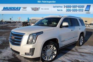 Used 2018 Cadillac Escalade Platinum for sale in Moose Jaw, SK