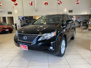 Used 2011 Lexus RX 350 6A for sale in Waterloo, ON