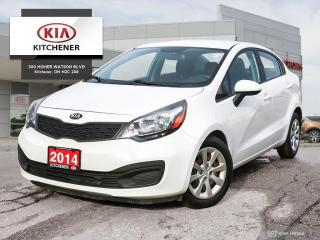 Used 2014 Kia Rio LX Plus for sale in Kitchener, ON