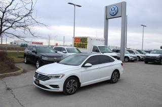 Used 2019 Volkswagen Jetta 1.4T Execline Manual for sale in Whitby, ON